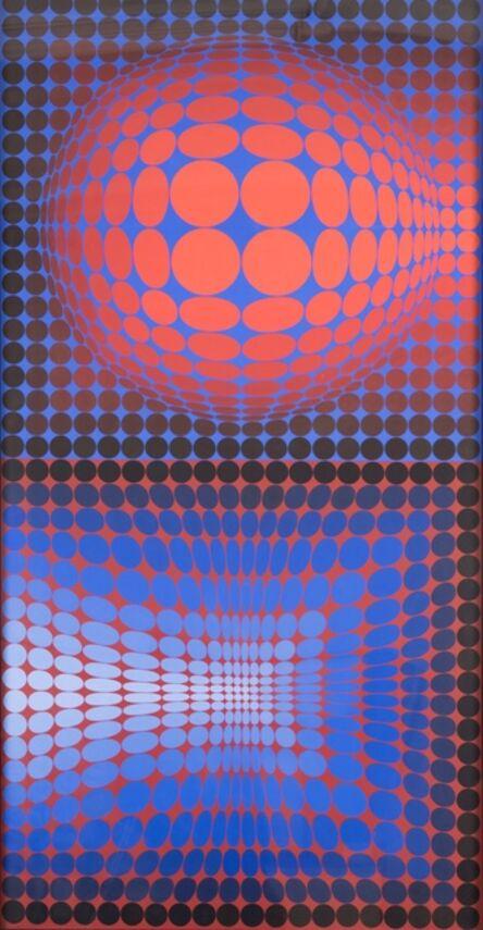 Victor Vasarely, 'VP. 103 ', 1969