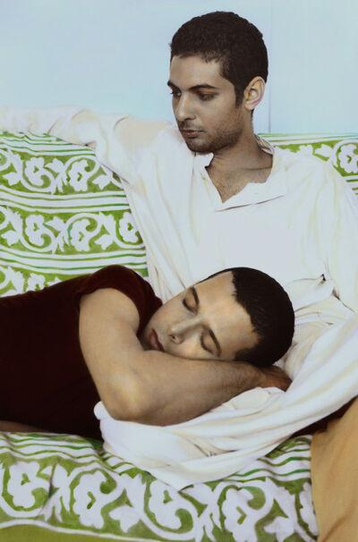 Youssef Nabil, 'Not afraid to love, Paris 2005', 2005