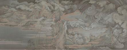 Liang Hao 郝量, 'Day and Night (panel II)', 2017-2018