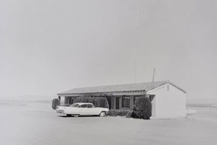 Henry Wessel, 'New Mexico, 1969', 1969