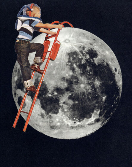 Joe Webb, 'Sky Ladder', 2018