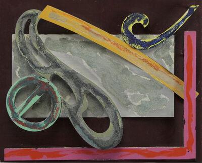 Frank Stella, 'Bonin Night Heron', 1970-1978