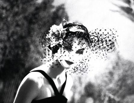 Lillian Bassman, 'Anne Saint-Marie, New York', 1958