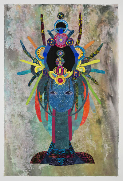 Saya Woolfalk, 'Untitled #8 from the ChimaTEK series', 2015