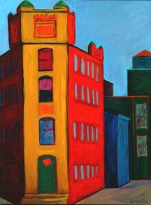 Charlotte Schatz, 'Flatiron Building #3'