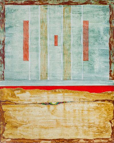 Gian Berto Vanni, 'The Monument and the Desert', 1993