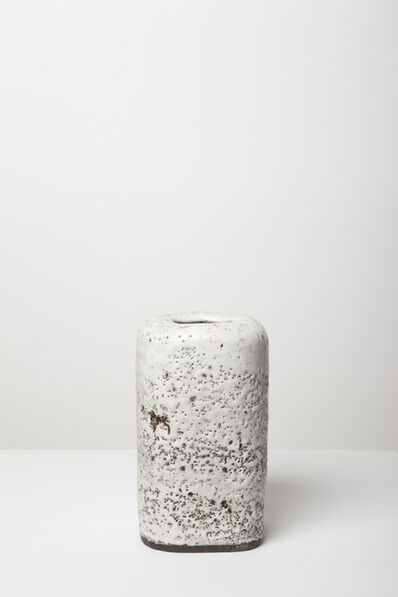 Lucie Rie, 'Squared Tall Pot', 1966