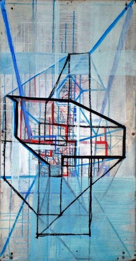 """Vicente Hemphill, '""""Untitled"""", 2017, Mixed Media on Board, UNIQUE', 2017"""