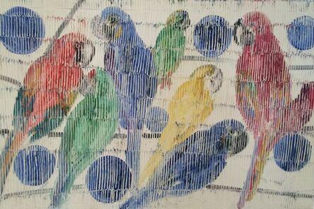 Hunt Slonem, 'Untitled', 2012