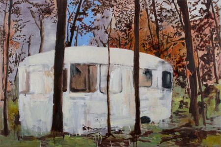Uwe Wittwer, 'Caravan', 2018