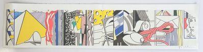 Roy Lichtenstein, 'Greene Street Mural', 1983