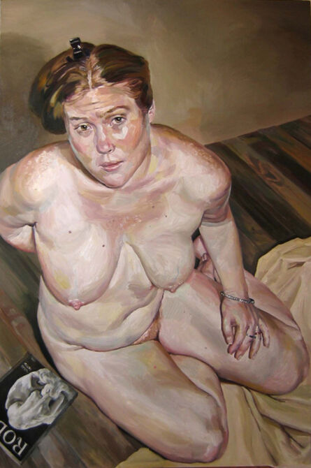 Stephen Wright, 'Portrait of Adrianne II', 2004