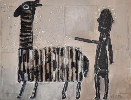 Alexandra Huber, 'auch eine mobile Reserve', 2008