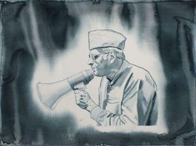 T.V. Santhosh, 'Untitled 2 (Politician)', 2010