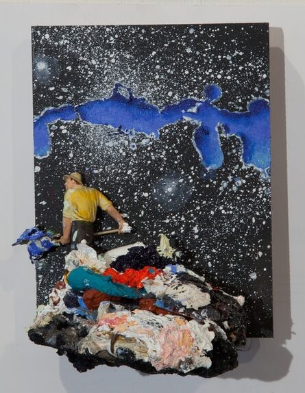 Gerry Bergstein, 'The Sky is Falling (3D)', 2013