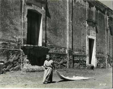 Manuel Álvarez Bravo, 'Still made for Bunuel's film Nazarin', 1958