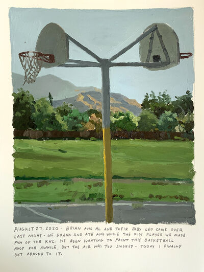Terry Powers, 'August 27', 2020