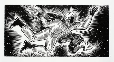 Donald Kilpatrick III, 'The Epic of Yuri Gagarian, Part I', 2018