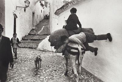 Josef Koudelka, 'Spain', 1971