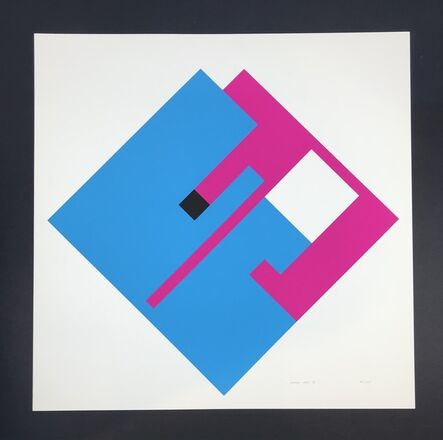 Bruno Munari, 'Untitled', 1985