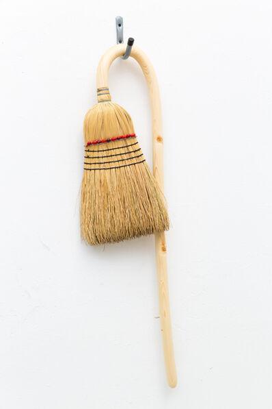 Raul de Lara, 'Tired Broom (Texas)', 2020