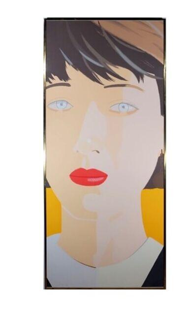 Alex Katz, 'Samantha', 1987