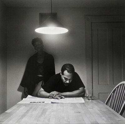 Carrie Mae Weems, 'Untitled (from Kitchen Table Series)', 1994