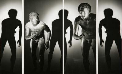 Mimmo Jodice, 'Atleti dalla Villa dei Papiri', 1986