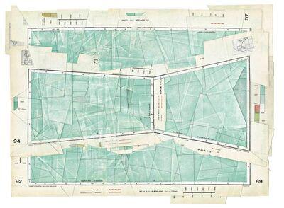 Gerhard Marx, 'Depths in Feet (Corner)', 2015