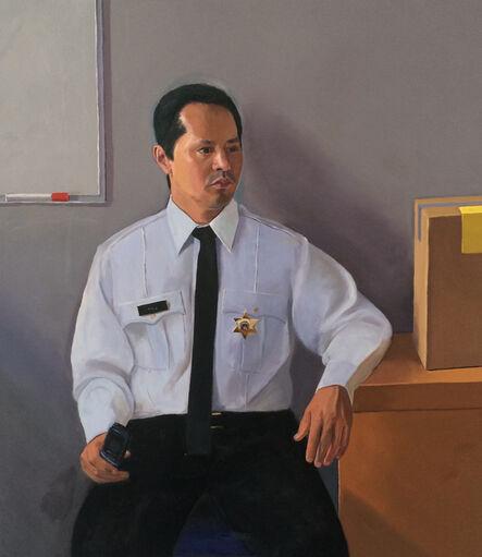 Dan McCleary, 'Security Guard', 2008-2018