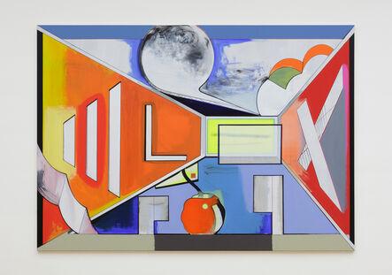 Thomas Scheibitz, 'Studio', 2012