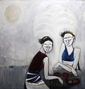 P Gnana, 'Friendship', 2014