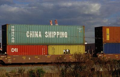 Joan Lemler, 'China Shipping', 2015