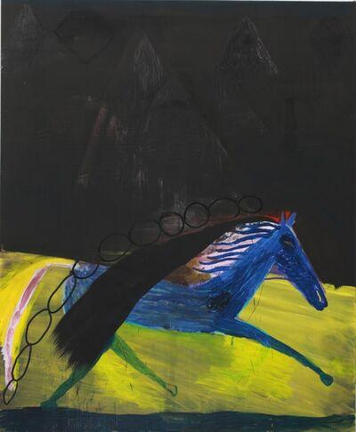 Matthias Dornfeld, 'Untitled (the horse series)', 2016