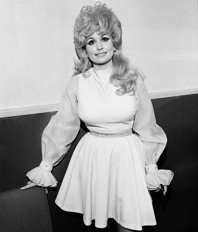 Henry Horenstein, 'Dolly Parton (Symphony Hall, Boston, MA)', 1972