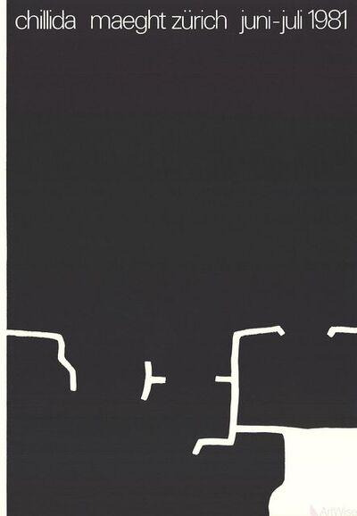 Eduardo Chillida, 'Maeght Zurich', 1981