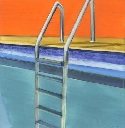 Ciara Rafferty, 'Pool Ladder 1', 2017