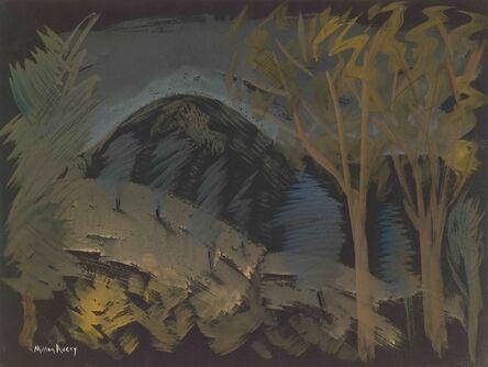 Milton Avery, 'Golden Autumn', ca. 1936