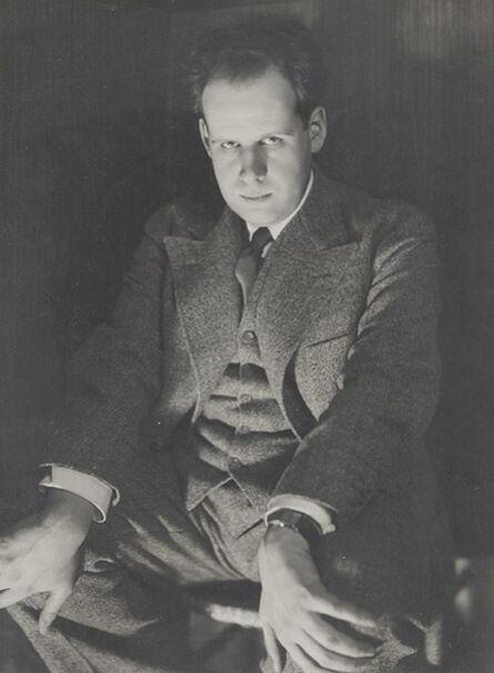 Germaine Krull, 'Sergej M. Eisenstein', Paris 1926