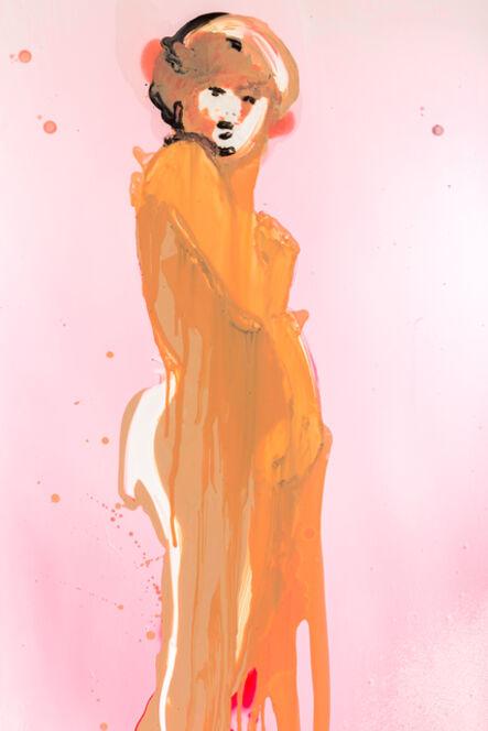 Ilona Szalay, 'Red', 2014