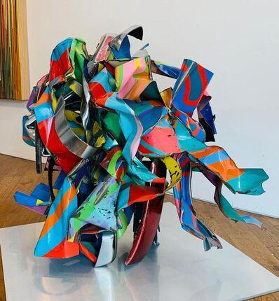 John Chamberlain, 'Possum Blossom', 2007