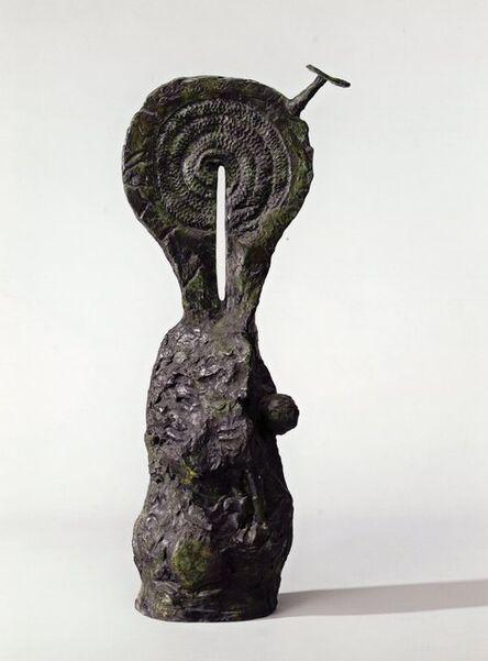 Joan Miró, 'Femme au chapeau', 1972