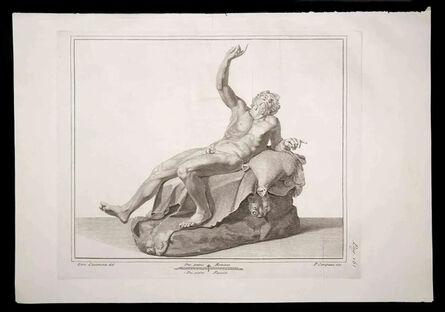 Pietro Campana, 'Dionysus, Ancient Roman Statue', 18th century