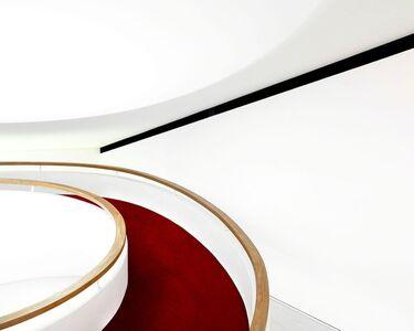 Massimo Listri, 'Auditorium Oscar Niemeyer, Sao Paulo, Brazil', 2012
