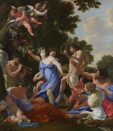 Simon Vouet, 'A Bacchanal', 1635-1642
