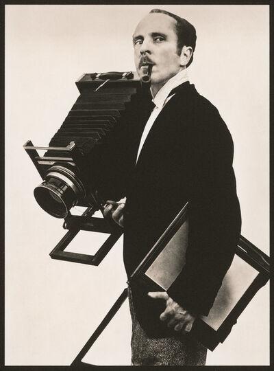Tina Modotti, 'Portrait of Edward Weston', 1924