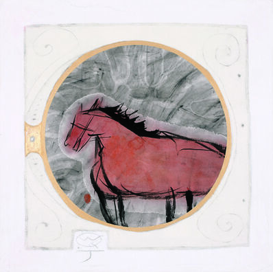 Qingji Wei, 'Horse', 2012