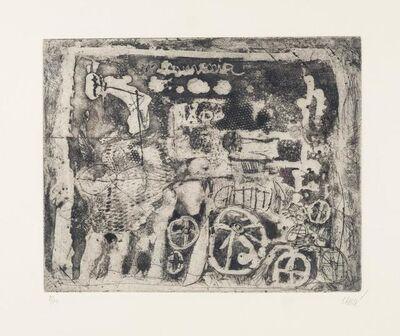 Antoni Clavé, 'Souvenir', 1966