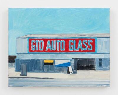 Jean-Philippe Delhomme, 'Auto Glass', 2018