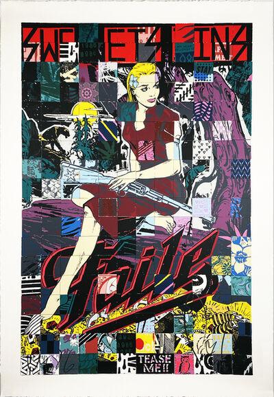 FAILE, ''Sweet Sins' (Brooklyn ed.)', 2015